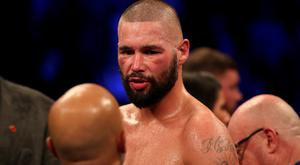 Tony Bellew's professional journey ended on Saturday night (Nick Potts/PA)