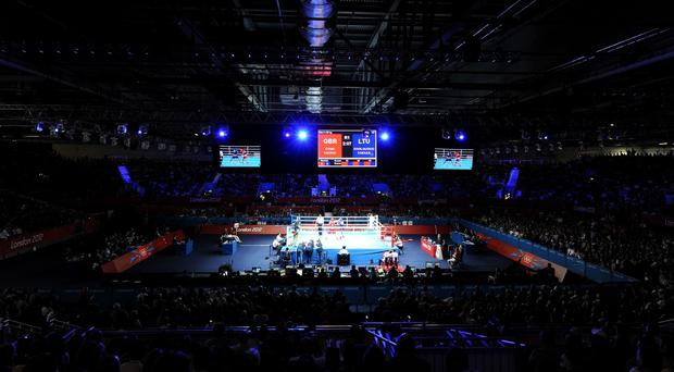 Boxing is set to take place at the 2020 Olympics (Owen Humphreys/PA)