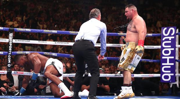 Great Britain heavyweight Frazer Clarke has sprung to the defence of trainer Rob McCracken (Nick Potts/PA)
