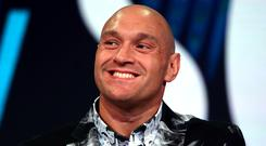 Tyson Fury has earned a reputation as the top heavyweight in the world (Kirsty O'Connor/PA)