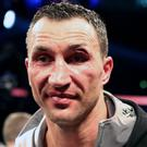 Wladimir Klitschko retired from boxing in April 2017 (Nick Potts/PA)