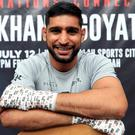 Amir Khan will face Billy Dib after original opponent Neeraj Goyat was injured in a car crash (Peter Byrne/PA)