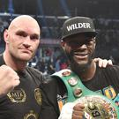 Tyson Fury and Deontay Wilder are set for a rematch in February next year (Lionel Hahn/PA)
