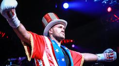 Tyson Fury is hoping to impress America again with another fight in Las Vegas this weekend (Matthew Heasley/PA)
