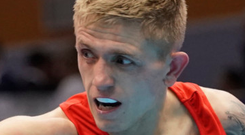 Kurt Walker was defeated in the quarter-finals of the World Championships (Soenar Chamid/Inpho)