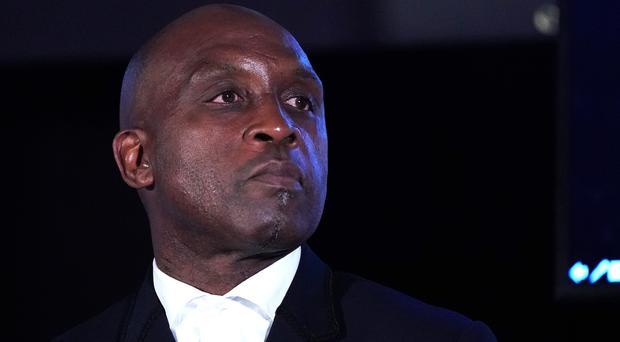 "Nigel Benn said he was ""heartbroken"" to have to call off his comeback fight (Tess Derry/PA)"