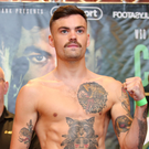 On course: Tyrone McKenna eying world title next year