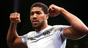 Anthony Joshua does not expect Saturday's rematch to be the last time he faces Andy Ruiz Jr (Nick Potts/PA).