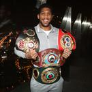 Anthony Joshua dreams of defending his titles in Nigeria in the future (Nick Potts/PA)