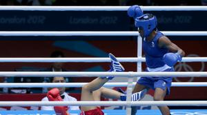 Boxing faces an uncertain Olympic future, according to former sports minister Richard Caborn (Nick Potts/PA)