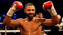 Kell Brook made an explosive return to boxing in Sheffield (Richard Sellers/PA)