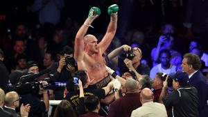 Fury has been compared to Ali (Bradley Collyer/PA)