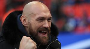 Tyson Fury will meet Deontay WIlder for a second time next month (Simon Cooper/PA)