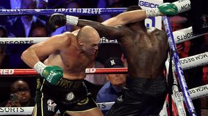 Fury is sure he will be stepping into the ring with Wilder again (Bradley Collyer/PA)