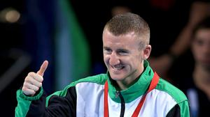 Paddy Barnes will carry the Irish flag at the opening ceremony of this summer's Rio Olympic Games.