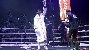 Anthony Joshua has confirmed he will not take a knee before Saturday's fight with Kubrat Pulev (Nick Potts/PA)