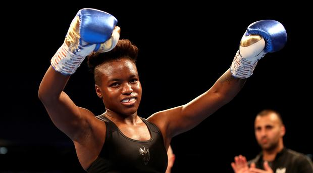 Nicola Adams could set her sights on an Olympic return in Tokyo (Nick Potts/PA)