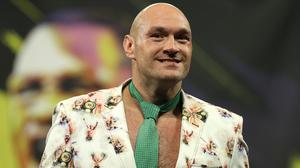 Tyson Fury beat Deontay Wilder in their rematch on Saturday (Bradley Collyer/PA)