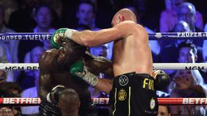 Tyson Fury has expressed frustration over his 2020 schedule (Bradley Collyer/PA)
