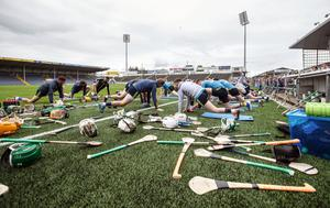 On hold: GAA training sessions may not be able to resume on January 15 as planned
