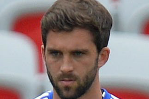 Thursday, June 16: German media already fired up by Grigg before Paris showdown. So, which Northern Ireland footballer is getting lots of coverage in the German media? Could it be captain Steven Davis, striker Kyle Lafferty or defender Jonny Evans? No the answer is Will Grigg (left), who is yet to play in the Euro 2016 tournament. It's all down to the by now famous song 'Will Grigg's on fire' which apparently the Germans have taken to their hearts.