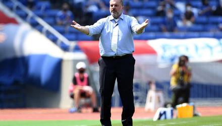 Hiding to nothing: Ange Postecoglou will need to get it right straight away
