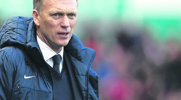 David Moyes looks to have taken Everton as far as he can