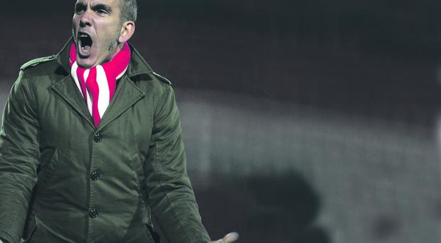 The new Sunderland manager, Paolo di Canio, has no experience of managing at the top level
