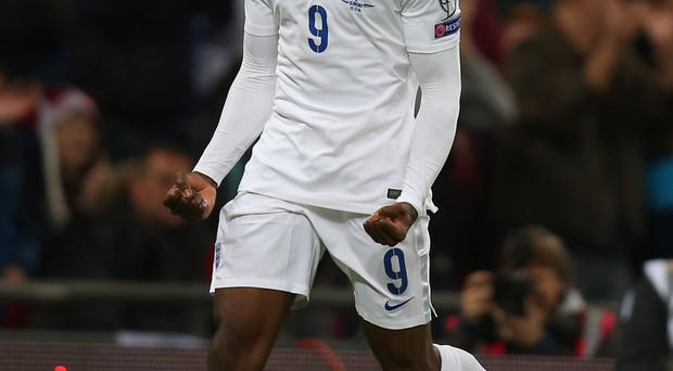 In the groove: Danny Welbeck has been in form for England and Arsenal since his switch from Manchester United