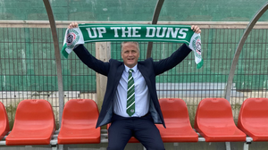 Not Dun yet: New Dundela boss Colin Nixon has unfinished business with the Premiership