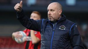 NIFL have insisted outbursts from the likes of Institute manager Sean Connor have not prompted a need for a new Code of Conduct