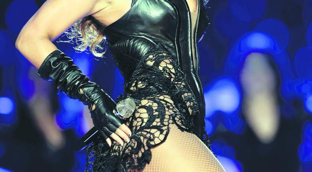 Beyonce wowed fans at Super Bowl 47