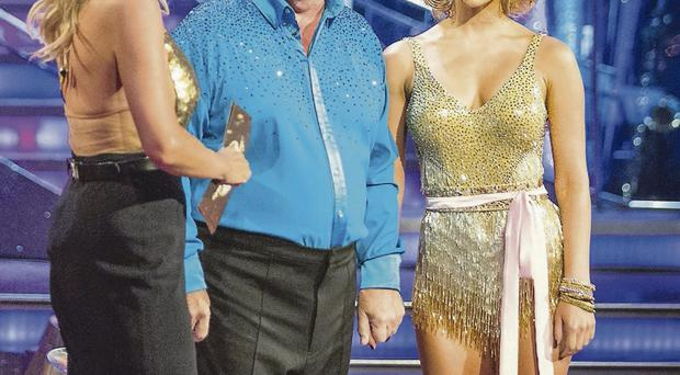 Tony Jacklin will be competing in Strictly Come Dancing