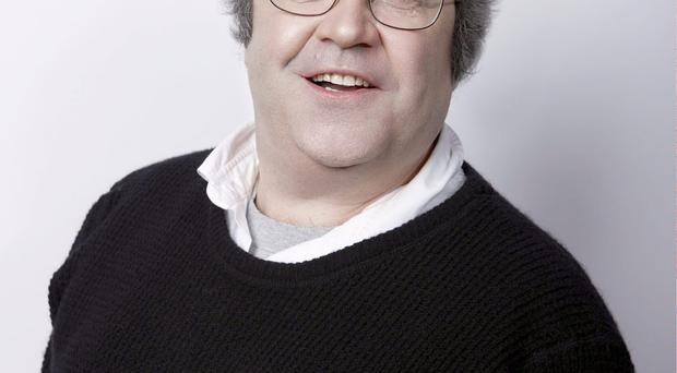 BBC Radio 5 live Presenters...Programme Name: n/a - TX: 20100101 - Episode: n/a (No. n/a) - Picture Shows: - (C) BBC - Photographer: JUDE EDGINGTON Danny Baker...hig