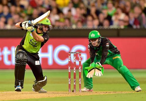 Wizards of Oz: Mike Hussey goes out on a high