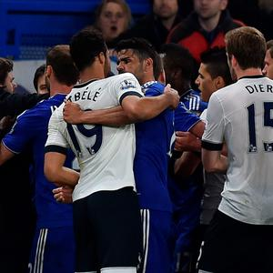 Boom boom: Dembele and Costa are two of the first names confirmed for this year's Strictly