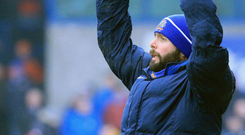 Manic Monday: Glenavon boss Gary Hamilton has blasted football chiefs for the rescheduling of four Irish Cup ties