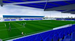 Big plans: How the new-look Coleraine Showgrounds would shape up if all goes to plan