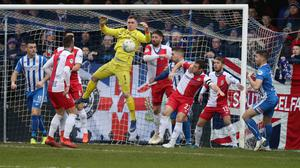 Title talk: Coleraine take on Linfield earlier in the season, whether they meet again is unclear