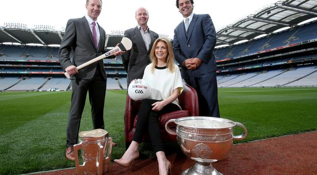 Park the argument: The Sky TV deal, with programmes fronted by Jamesie O'Connor. Peter Canavan, Brian Carney and Rachel Wyse, attracted no discontent at Congress despite a supposed widespread outcry