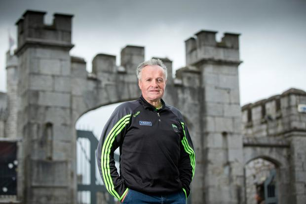 Kings of the castle: Mikey Sheehy's Kerrymen are seemingly getting richer and richer while those not lucky enough to have the Kingdom's pulling power are left to search for coffers