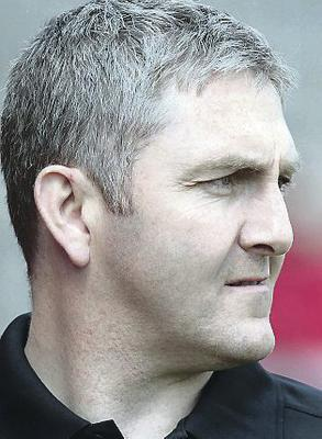Angered: Damian Cassidy hit out at the Tyrone Board
