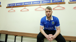 Grant McCann is hoping to drive Linfield to the Danske Bank Premiership title