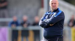Survival fight: Institute boss Paul Kee has been considering his future at the club