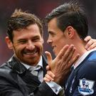 Bale (right) has spoken of his gratitude to Andre Villas-Boas