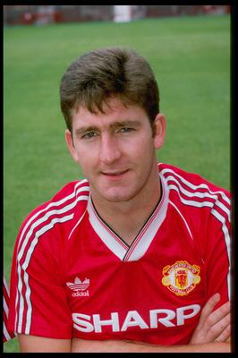 A world-beater at 17: United legend Norman Whiteside