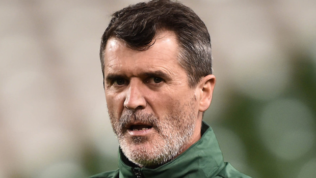 Don't mess with him: The fearsome Roy Keane could handle all the prima donnas strutting around Old Trafford