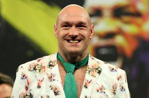Tyson Fury has turned his life around over the last three years, and become a champion of mental health issues