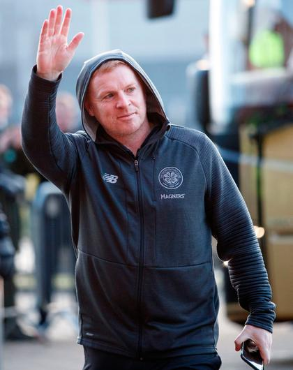The final wave: Neil Lennon kept thinking he could turn things around at Celtic, but the decline was irreversible