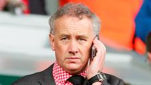 Show me the money: EFL chief executive Rick Parry should know that there's little chance of financial help from the Premier League